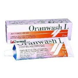 Oranwash L 140 ml oranžový